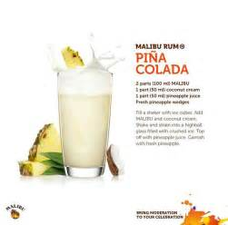 pina colada recipe 17 best images about pina colada on pinterest blue jello classic and mint mojito