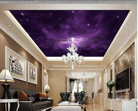 wallpaper  ceiling purple fantasy night sky zenith