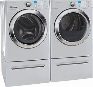 Frigidaire Introduces New Front Load Washer And Dryer