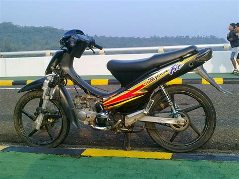 Modif Supra Fit Standar by Modifikasi Standar Supra Fit New Thecitycyclist