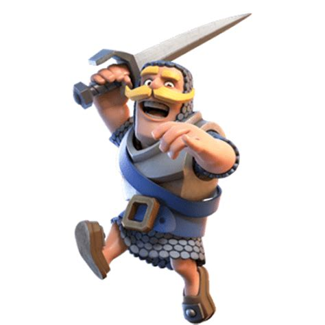 Clash Royale Blue King Transparent Png Stickpng