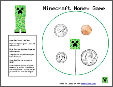 All Worksheets » Minecraft Worksheets  Printable Worksheets Guide For Children And Parents