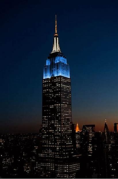 Empire State Building York Nova Farben Lovingnewyork