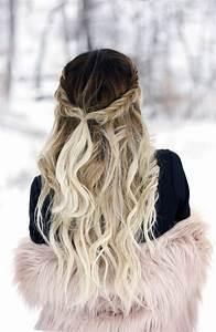Ombre Hair Blond Polaire : 1001 fa ons d 39 adopter la coloration des cheveux tie and dye ~ Nature-et-papiers.com Idées de Décoration