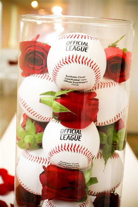 Wedding, Wedding Details, Wedding Ideas, Baseballs, Roses. Conference Room Microphone System. Primitive Spring Decor. Modern Room Ideas. Weddings Decorations. Custom Room Dividers. Electric Room Heater. Divider For Room. Room And Board Architecture Bed