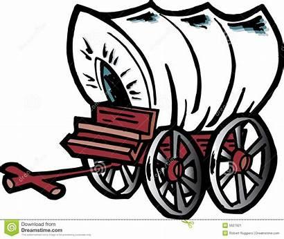 Wagon Chuck Clipart Mandrino Vagone Horse West