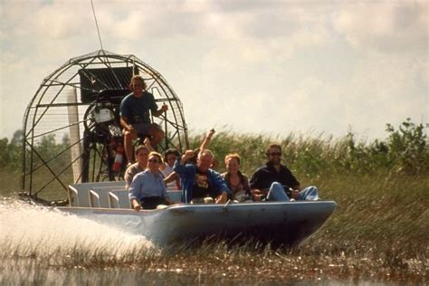 Everglades Propeller Boats by Per Airboat Door De Everglades