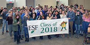 ESF to Celebrate December Commencement