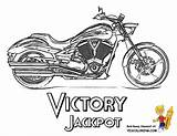 Motorcycle Victory Coloring Anj Pages Boss Ducati Yescoloring sketch template