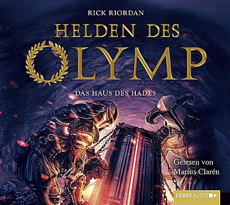 Helden Des Olymp Band 4 Das Haus Des Hades 6 Audiocds