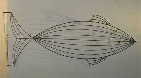 Wire Sculpture Fish  Wwwimgkidcom  The Image Kid Has It