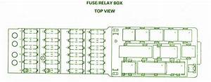 Identify Diagram  Fuse Box Diagram Mercedes W124 Etm 1986