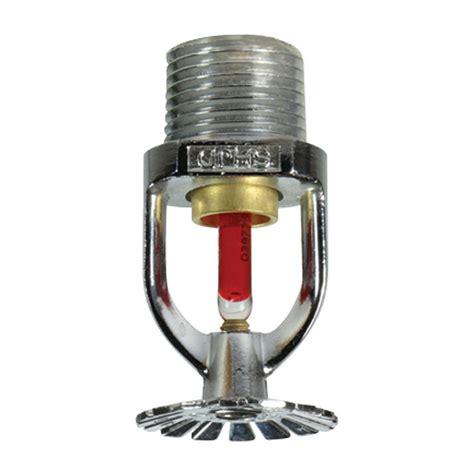 Sprinkler Pemadam Pendent pendent sprinkler steel recon industries