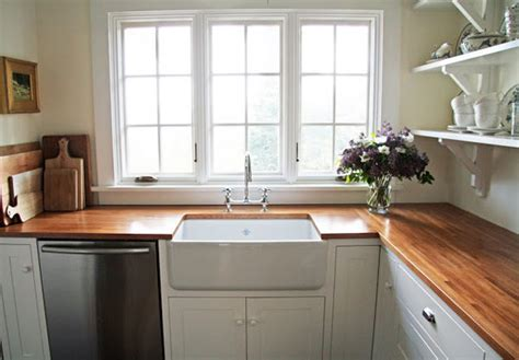 Double Farmhouse Sink Australia by Kitchen Countertop Pricing And Materials Guide