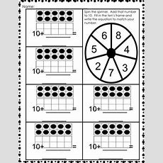Teen Numbers (base Ten Resources, Activities, And Printables) By Melissa Moran