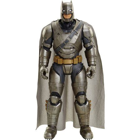 "Jakks Bigfigs Batman V Superman 20"" Mech Suit Batman"