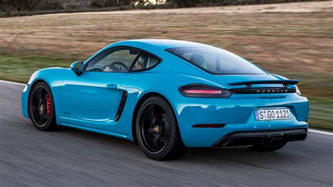 Porsche 718 Backgrounds by 2017 Porsche 718 Cayman Gts Wallpapers And Hd Images