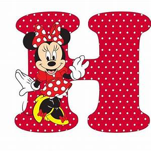 17 best images about minnie mickey on pinterest minnie With minnie mouse alphabet letters