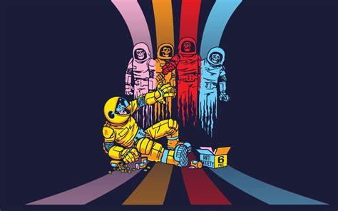Alternative Art Pacman 1680x1050 Wallpaper Art