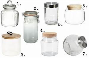 Bocaux En Verre Pour Conserves : bocaux en verre 90 id es comment les transformer en ~ Nature-et-papiers.com Idées de Décoration