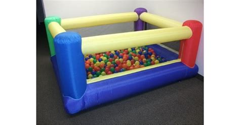 inflatable ball pit drunkmall