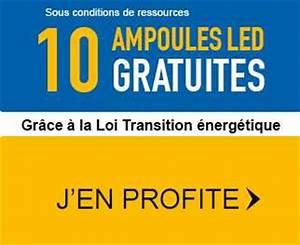 Ampoules Gratuites Edf : demandez vos 10 ampoules led gratuites ~ Melissatoandfro.com Idées de Décoration