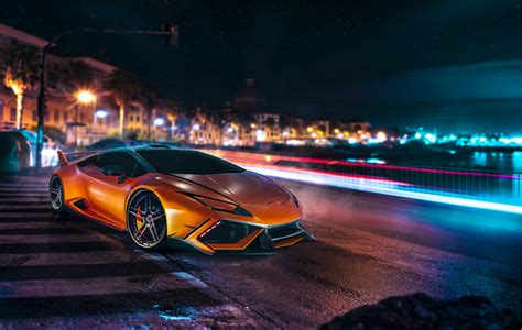 Lamborghini Huracan Full Hd, Hd Cars, 4k Wallpapers