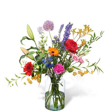 bos bloemen bezorgen dordrecht bonnefleur nl plukboeketten