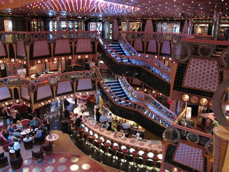 carnival splendor photo tour part i from the deck chair