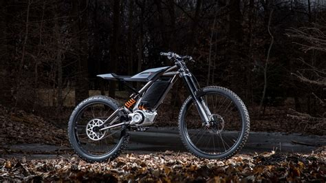 Harley-davidson Electric Concept Scooter 2020 4k