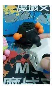 ep.35 Fidget Cube (12 หน้า)ของเล่นสำหรับคนที่มืออยู่ไม่สุข ...