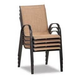 sling stacking patio chairs naura homes