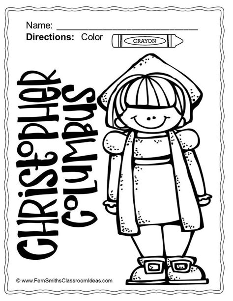Christopher Columbus Coloring Pages Printable by Christopher Columbus Coloring Pages Coloring Home