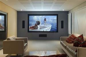 Center Of Living Light The 7 Best Fixed Frame Projector Screens Improb