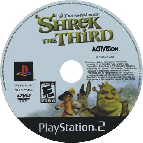 Shrek 3 Ps2 Gallery