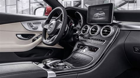 2016 mercedes e class interior revealed 10 images. Are You Ready for the 2017 Mercedes-Benz C-Class Coupe?