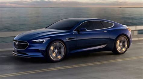 2020 Buick Grand National by 2020 Buick Grand National Redesign Review Price Rumors