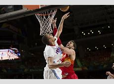 Coupe du monde FIBA la France désillusionne l'Espagne