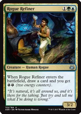 mtg rogue assassin deck rogue refiner price magic the gathering mtg on sale