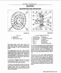 Ford 1700 Tractor Parts Diagram