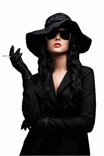 Hat Woman Wearing Transparent Mia Khalifa Purepng