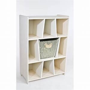 Etagere Livre Bebe : mobilier de rangement enfant ~ Teatrodelosmanantiales.com Idées de Décoration