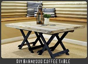 how to make a reclaimed barn wood coffee table With how to make a reclaimed wood coffee table