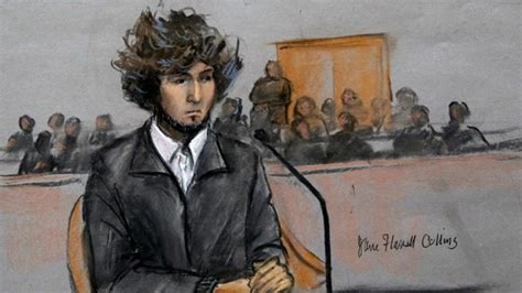 Dzhokhar Tsarnaev Sentenced To Death For 2013 Boston ...