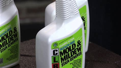 clr mold mildew stain remover  perfect  spring