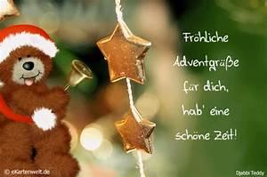 Schöne Weihnachten Grüße : fr hliche adventgr e f r dich hab 39 eine sch ne zeit ~ Haus.voiturepedia.club Haus und Dekorationen
