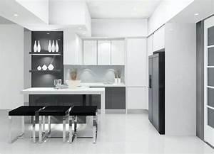 Modern Kitchen Design Ideas Appealing Small Modern