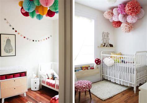 chambre bebe fille originale 8 idées originales pour décorer la chambre de bébé
