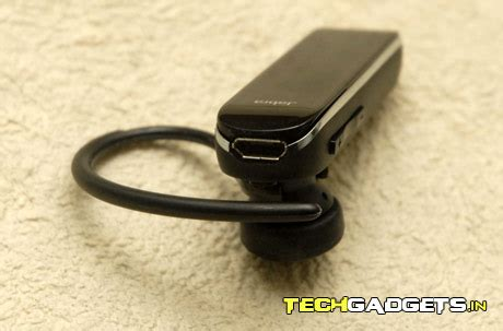 Jabra EasyGo Bluetooth Headset Review: Easy on voice ...