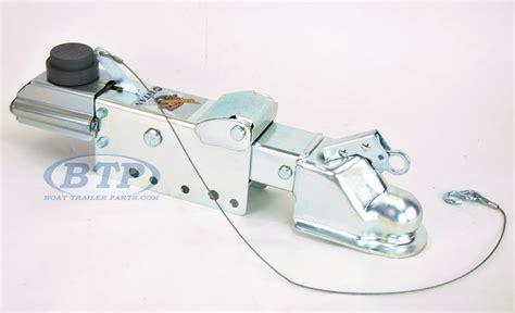 titan model 6 hydraulic disc brake coupler 2 5 16 inch ball